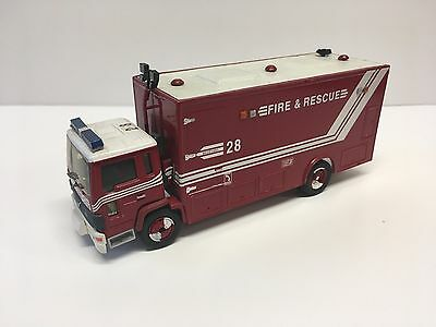 Fire Brigade Models Bedfordshire Fire and Rescue Volvo Operational Support Unit