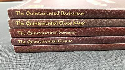 The Quintessential Dungeons & Dragons Lot (5 Books)