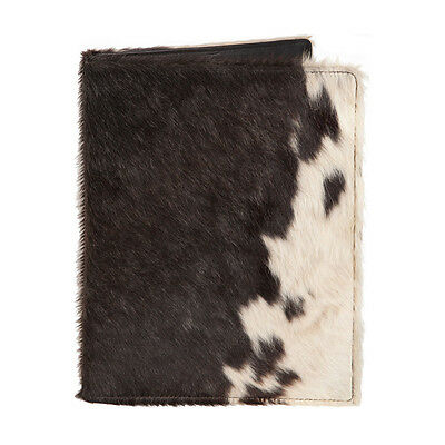 Cow Hide Ring Binder