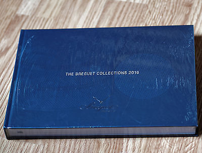 Breguet Collections Book 2016 for Wrist Watches