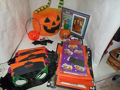 Halloween Items--Multi Supply Variety   (1058)