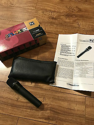 Electro Voice N/D478 Cardioid Dynamic Instrument Microphone EV
