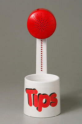TIP ACTIVATED ELECTRONIC TIP JAR  for Bartender, Face Painters, Balloon Twisters