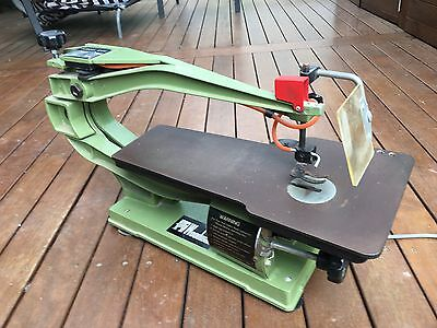 Scroll Saw MS18 - Woodman