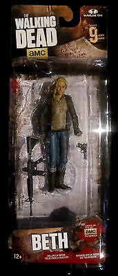 THE WALKING DEAD Beth - Action Figur - McFarlane Toys - Series 9