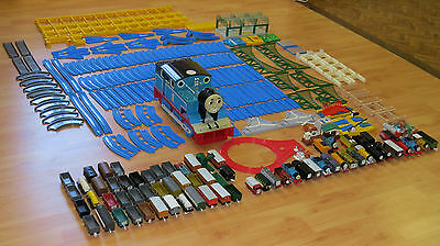 MASSIVE Thomas The Tank Engine set - Lots of trains/carriages/track! Gigantic!