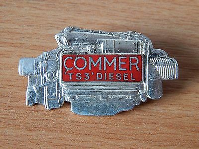 """Commer """"TS3""""Diesel Brosche Pinghes London"""