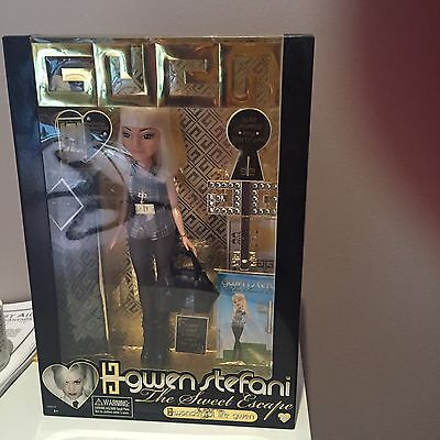 GWEN-STEFANI DOLL - Rare, Mint In Box. Collectable In The Making - 2007. REDUCED