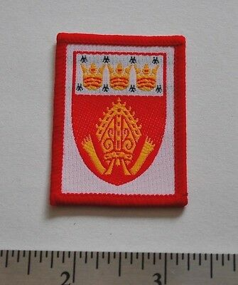 England, UK, Boy Scouts Badge Patch