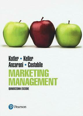 Marketing management. Ediz. mylab. Con eText. Con aggiorn... - Kotler Philip,...
