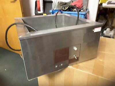 Fisher Scientific 92 Serological Heated SS Water Bath NO COVER SALE $70