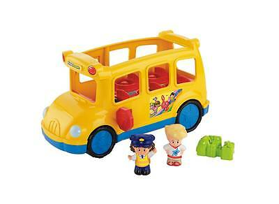 Mattel Fisher Price Little People Schulbus