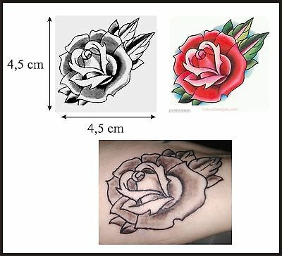 Tatuajes/tattoos En Mallorca  Regala Un Tatuaje New/old School - Rosa