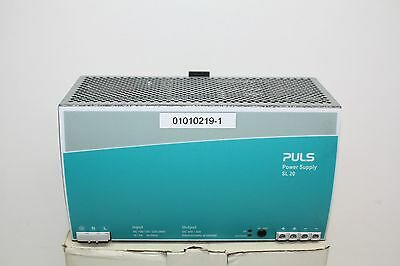 PULS POWER SUPPLY SL20 in 240V  out 24V Netzteil 20A 600W SL20.111 Rev.C