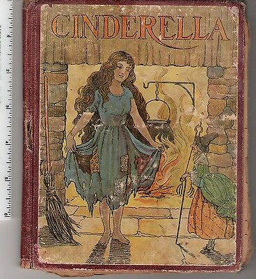 Cinderella and the Glass Slipper 1920