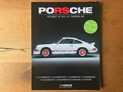 Porsche The best of the 911 Carrera RS. GT Porsche magazine special/magbook