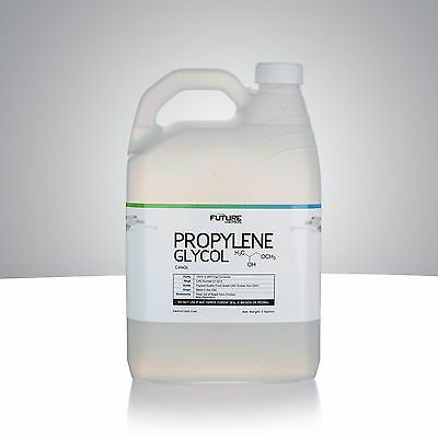 Propylene Glycol 99.998% High Purity Usp Food Grade 1 Gallon Bpa Free Plastic