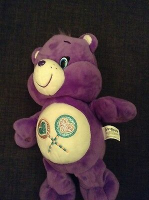 Care Bear sing along toy