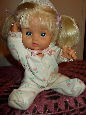 Vintage Baby Doll 14 Inch 1970,s