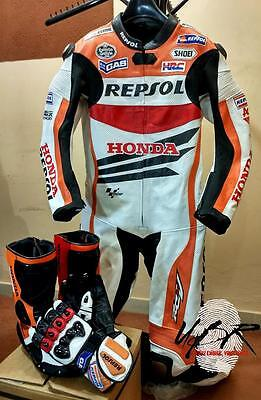 Honda Repsol Motorbike Suit (Boots also available)
