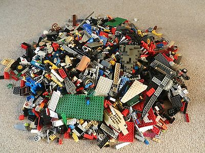 lego 500g assortment of bricks,parts and pieces superb clean condition free p+p