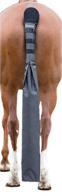 Shires Arma Tail Guard With Tail Bag: Black