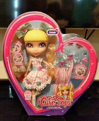 Cutie Pops / Eclair Fashion Doll / Nice Gift Idea / New Sealed Rare Retired