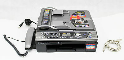 Brother MFC-640CW All-In-One Inkjet Printer 7-in-1 Color Inkjet Wireless Network