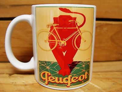 300ml COFFEE MUG, PEUGEOT BICYCLES