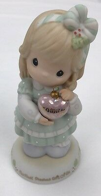 Precious Moments Figurine - 183814 - The Most Precious Gift of All - Dated 1996