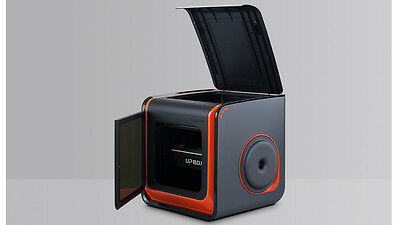 TierTime UP Box+ Industrial Quality 3D Printer with USB and Wifi Connectivity