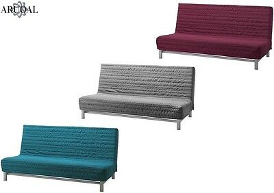 IKEA BEDDINGE Three Seat Sofa-Bed Cover, in Various Colours, (Sofa Not Included)
