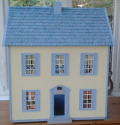Emporium Dolls House Appletree  Cottage 1/12 Scale - Well Loved!