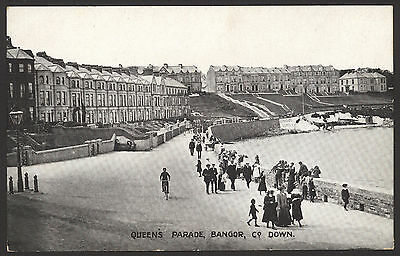 Northern Ireland. County Down. Queen's Parade, Bangor. Lovely Clear Imaged PC