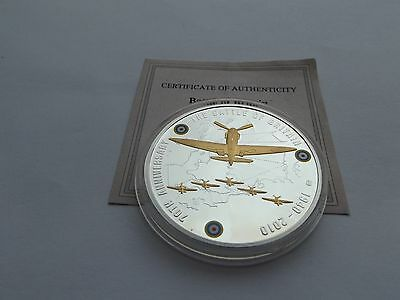 70th Anniversary - Battle of Britain/Remembering the Few Coin    {REDUCED}