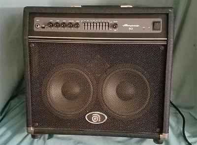 Vintage 1990's Ampeg B3 Bass Guitar Combo Amp VVG Condition