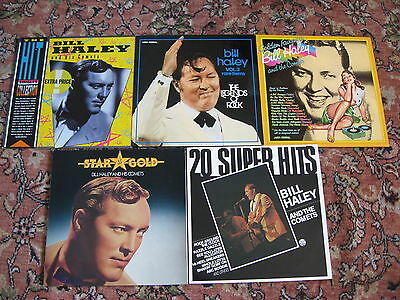 13 LP's  BILL HALEY Biggest Hits Legend Favorites Collection 70/80s | EX