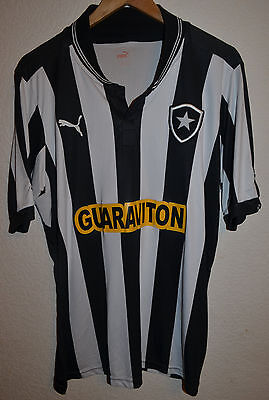 Botafogo Brazil 2012/2013 Home Football Shirt Camiseta Jersey Puma Seedorf Era