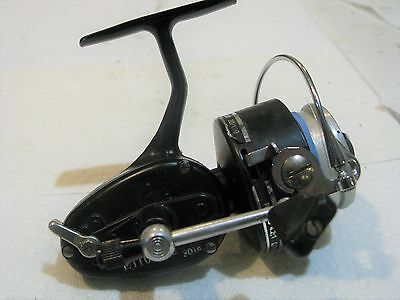 GARCIA MITCHELL 301A FISHING REEL GOOD USED BAIL HANDLE FRANCE made ORIGINAL