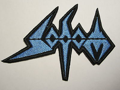 SODOM logo embroidered NEW patch thrash metal