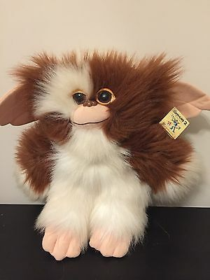 large gizmo soft toy gremlins 2 with Tags