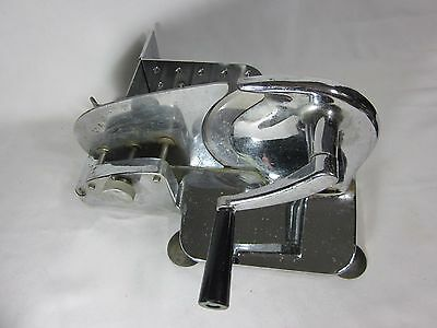 Vintage General Slicing Machine Model 400 Slicer USA Made Deli Meat Manual