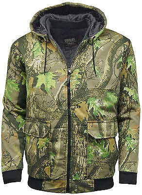 Camouflage Jacket Stormkloth Gcc Bomber Fishing Hunting Warm Padded Coat