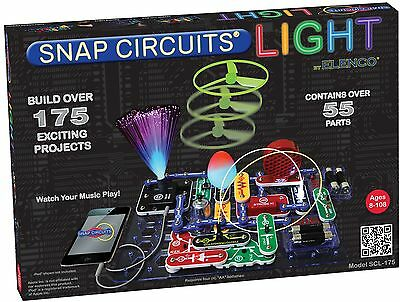 Elenco Snap Circuits Lights Standard Packaging