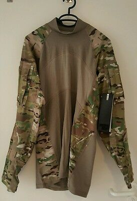USGI MULTICAM ARMY COMBAT SHIRT ACS  MASSIF Size Medium ou Large