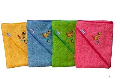 Extra Large Hooded Baby Towel, Towel With Hood 100cm x 100cm