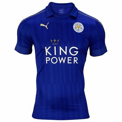 Leicester City Home Shirt 2016/17