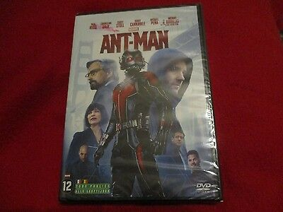 "DVD NEUF ""ANT-MAN (ANTMAN)"" Paul RUDD, Evangeline LILLY, Michael DOUGLAS"