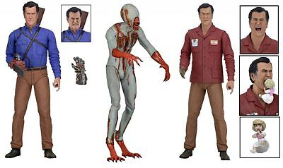 Ash vs. Evil Dead Actionfiguren, NECA Serie 1, 18 cm, neu & OVP, Action Figure