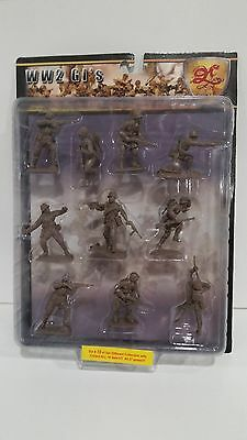 Conte WWII U.S. GI's Set #10 Sealed Blister Pack